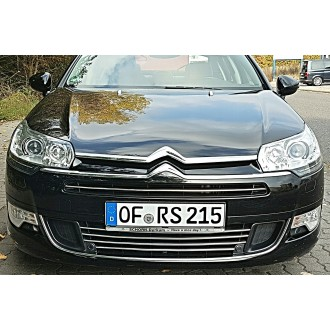 CITROEN C5 III - Chrome Grille Kit 3M Tuning