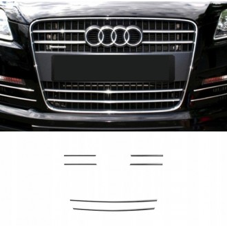 AUDI Q7 - Chrome Grille Kit 3M Tuning