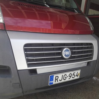FIAT DUCATO - Chrome Grille Kit 3M Tuning