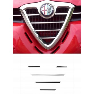 Alfa Romeo 156 - Chrome Grille Kit 3M Tuning