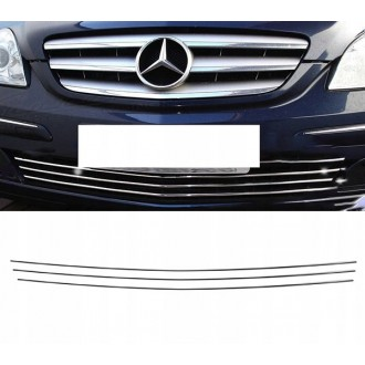 Mercedes B W245 - Chrome Grille Kit 3M Tuning
