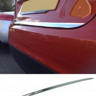 Chevrolet SPARK I - CHROME Rear Strip Trunk Tuning Lid 3M...