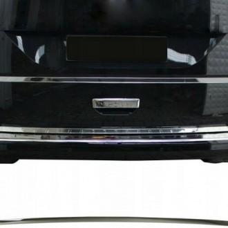 VW T6 Transporter Caravelle - CHROME Rear Strip Trunk...