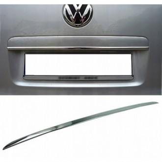 VW Transporter T5 - CHROME Rear Strip Trunk Tuning Lid 3M...