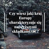 Uważasz, że ubezpieczenie OC w Polsce jest za drogie? Otóż okazuje się, że na tle innych państw Europy jest ono wyjątkowo tanie.  . Średnia cena obowiązkowego ubezpieczenia komunikacyjnego w Polsce już od dłuższego czasu oscyluje w granicach 1000 złotych. Dla przykładu w Wielkiej Brytanii za OC płaci się średnio około 900-1000 funtów, a w Norwegii za polisę trzeba zapłacić nawet 1500 euro rocznie.  . Sprawdź naszą pełną ofertę na allegro.pl/uzytkownik/CHROMAUTO . . . #blask #czyszczenie #efektlustra #efektwow #felgi #klasyki #konserwacja #korektalakieru #lakiernik #limuzyna #kierowca #klasa #samochody #samochod #klasyk #efekt #jazda #jestpięknie
