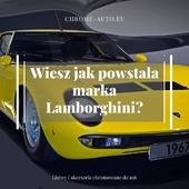 Ten wpis chcielibyśmy poświęcić wszystkim osobom, które są ciekawe jak się zaczęła historia Lamborghini. Feruccio Lamorghini ówczesny producent ciągników rolniczych zakupił samochód słynnej marki Ferrari. Jednak nie był zadowolony z zakupionego samochodu, co spowodowało jego wizytę u Enzo Ferrari, podczas której zaproponował zmiany konstrukcyjne w samochodzie. Jednak Enzo pozostał nieugięty, co zaowocowało chęcią zbudowania własnego samochodu sportowego, który będzie lepszy od Ferrari. Tak powstało Lamborghini 350GT 🚗💨 . . . #lamborghini #luxurycars #ferrari #aventador #sian #fastcar #automotive #car #lambo #chrome #hobby #drivetribe #sport #akrapovic #urus #huracan #gallardo #drive #carsofinstagram